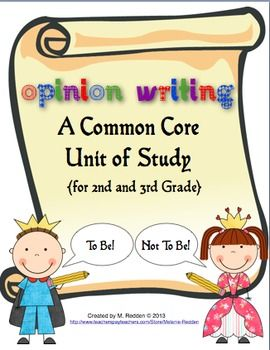 3rd grade persuasive writing examples Grade 3, prompt for opinion writing  common core standard wccr1 (directions should be read aloud and clarified by the teacher) big 1 dr811docx author:.