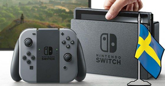 The Swedish retailer Webhallen claims that their Switch pre-orders have surpassed their PS4 launch date sales