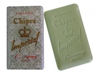 Confiança - Saboaria e Perfumaria - Catálogo de Produtos - SABONETE CHIPRE IMPERIAL 125G