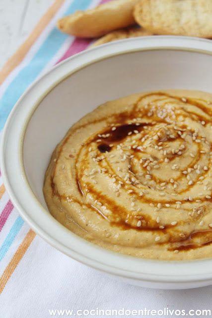 Pasta de calabaza para untar o Paté de calabaza. Receta paso a paso