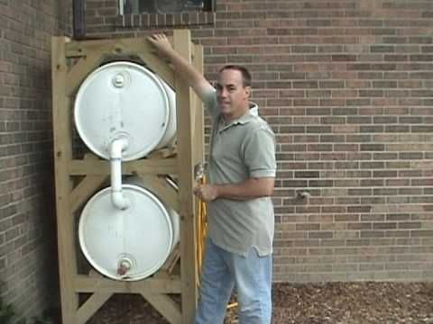 This year we jumped on the band wagon of going green starting with our own vegetable garden and rain barrel system. This video shows you how a made my garden beds, Compost and Rain Barrels and the cost on how much it was to make the rain barrel system.