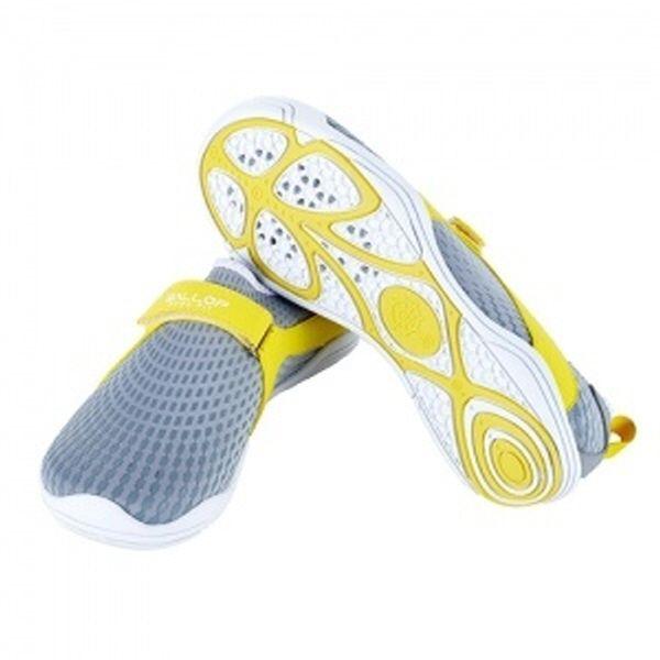 BALLOP Skin Shoe Fitness Plates Indoor Travel Water Play Sport Aqua Yoga Gray #BALLLOP #SkinAquaShoes
