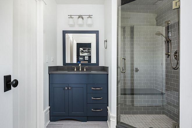 naval by sherwin williams boys bathroom with navy blue on blue paint bathroom ideas exterior id=38918