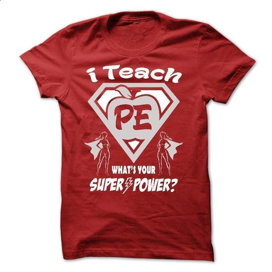 Awesome Tee for PE Teacher - #awesome t shirts #plain hoodies. GET YOURS => https://www.sunfrog.com/LifeStyle/Awesome-Tee-for-PE-Teacher.html?60505