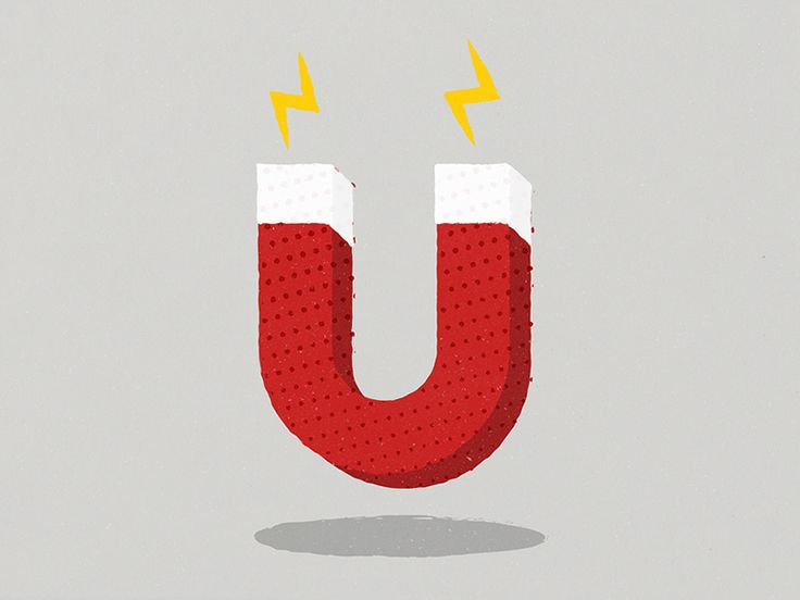 A1—Z26 / U21. #graphic #design #typography #illustration #magnet