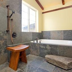 Ofuro Traditional Japanese Bath Asian Bathroom