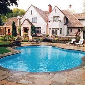 33 best piscine creus e inground pool images on for Piscine creusee