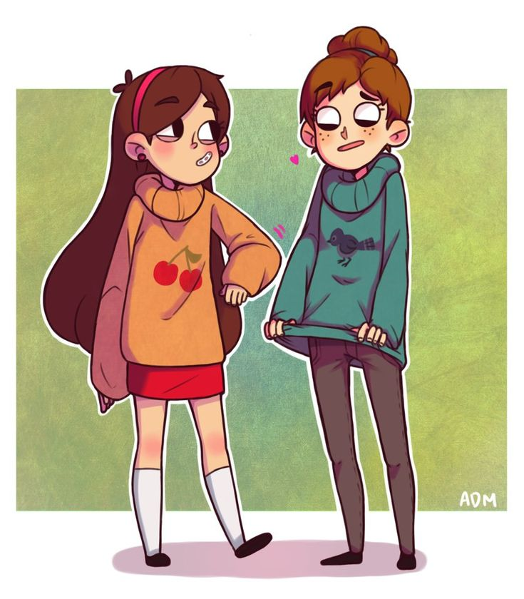 Schön AT With Torifalls  Matching Sweaters By AlexDasMaster