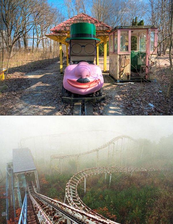 Parcs d'Attraction abandonnés (6)