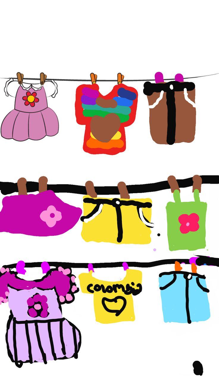 """SOFI's drawing at Junimong. 10-12-2014 """" Play with Junimong! """" #kidsdrawing #junimong"""