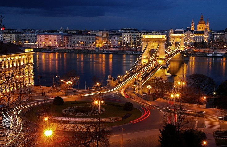 Long Exposure Photography in Hungary