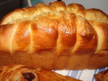 Ricette Bimby: il panbrioche dolce