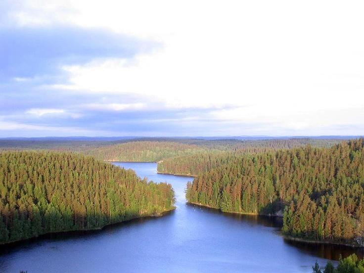 Repovesi National Park - #Kouvola Finland