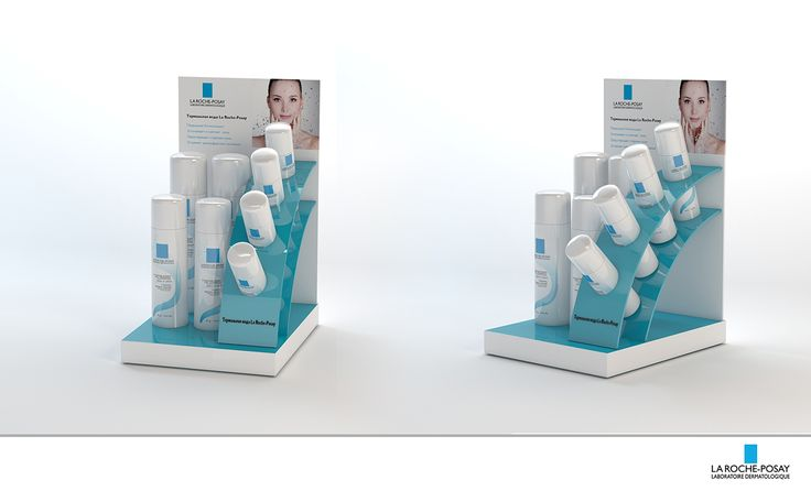 la roche posay on Behance