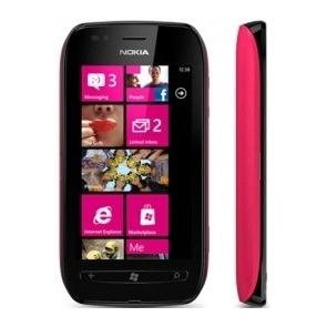 Nokia Lumia 710 Pink