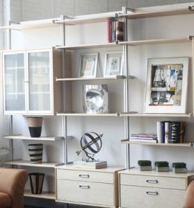 Rakks Aluminum Shelves Shelves Shelving And Living Rooms