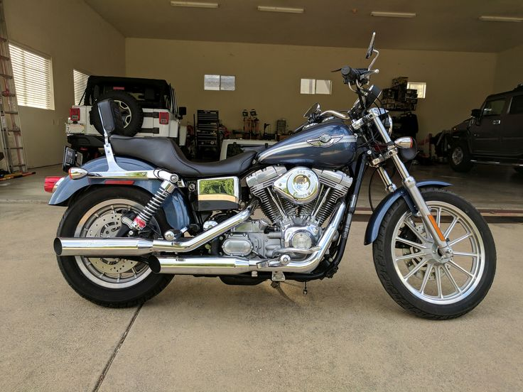 "03 Dyna FXD with S&S 98"" Big Bore,  S&S Heads, 583 EZ cams, Screamin Eagle Cam Plate / Oil Pump, +++++"