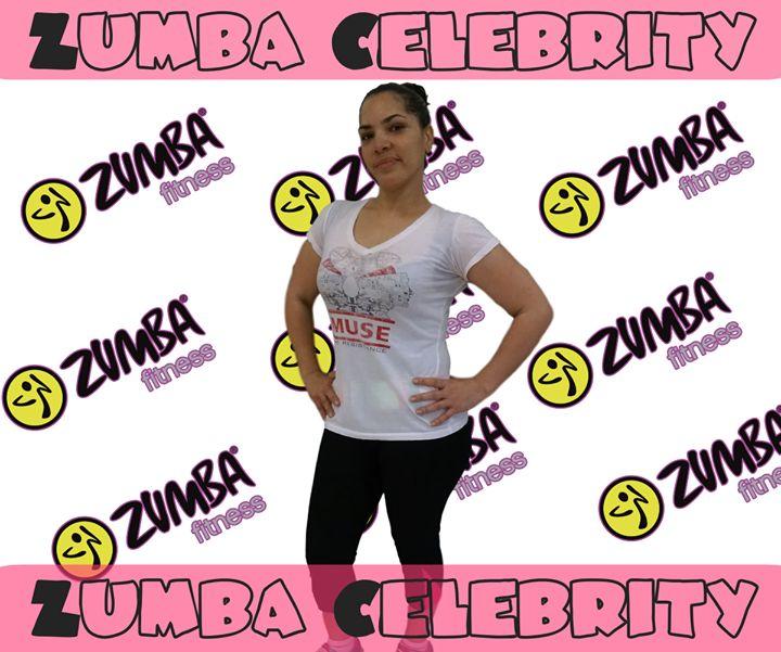 Celebridad de Zumba!. Zumba celebrity!