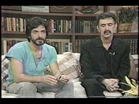 Frank Zappa ABC Morning Show Sept 26, 1985 Pt 1  [ #PMRC - Parent Resource Music Center ]