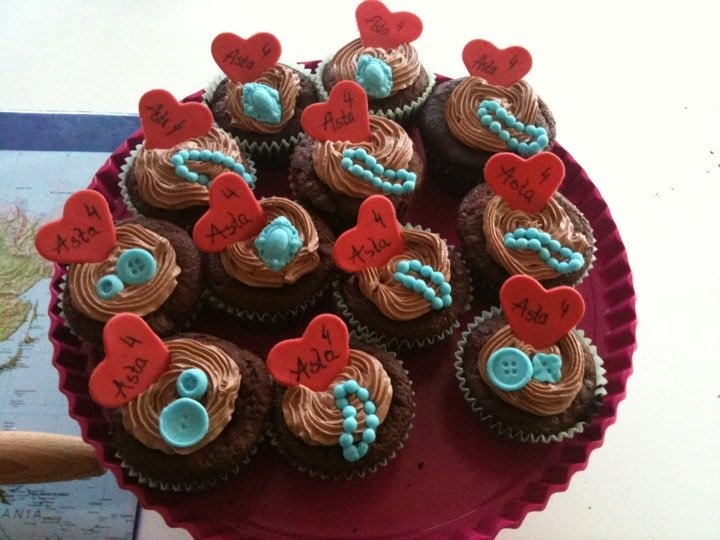 Muffins ariel