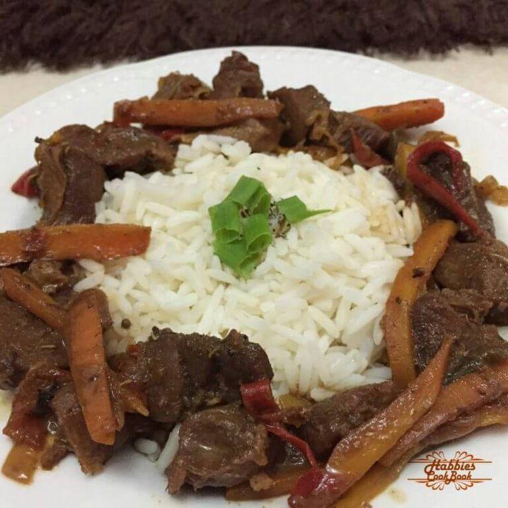 Lamb Stir Fry Recipe