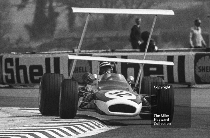 1969 Peter Westbury, Brabham BT30/F2 Ford