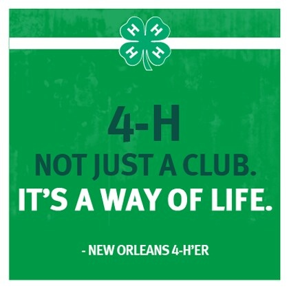 So TRUE!!:-) I love 4-H and my 4-H club!!:-)<3