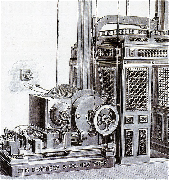 elisha otis Elisha graves otis facts: the american manufacturer and inventor elisha graves otis (1811-1861) was one of the inventors of the modern elevator and founded a.