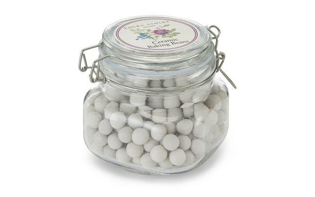 Банка с керамическими шариками для выпекания PARMA BAKING BEANS JAR 10*10 (Clear)