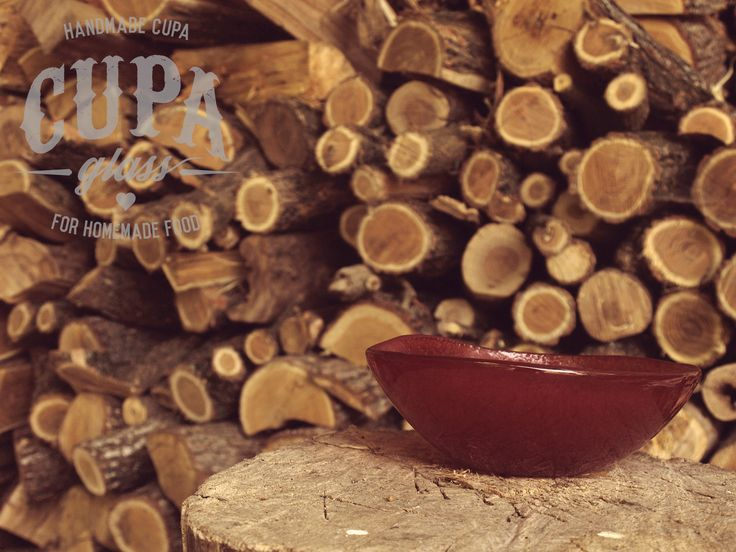 Cupa Glass brings honest craftsmanship to your table!