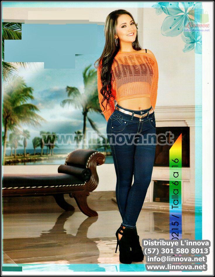 150538 - Catalogos de Ropa para Vender / Jeans