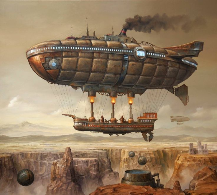 213 Best Images About Steampunk Inventions On Pinterest