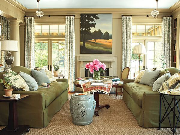 25 Best Ideas About Dark Green Couches On Pinterest