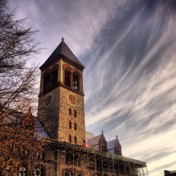 Cambridge City Hall - DiscoverCentralSquare.cm