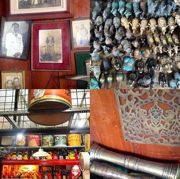 This Triwindu antiques market is one of the alternative places in Solo for tourists to get local antiques collection. #apsdaday2 #apsda2014