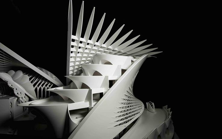 Architectural Model #architecture #model #design #dunedin