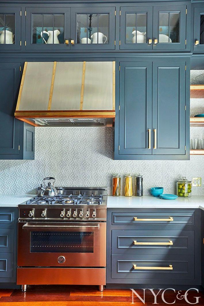 Красивый дизайн кухни от Gary Ciuffo   Фото красивых ...