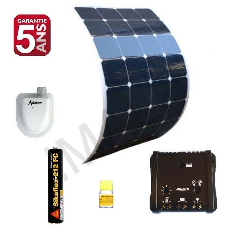 17 meilleures id es propos de panneau solaire camping. Black Bedroom Furniture Sets. Home Design Ideas