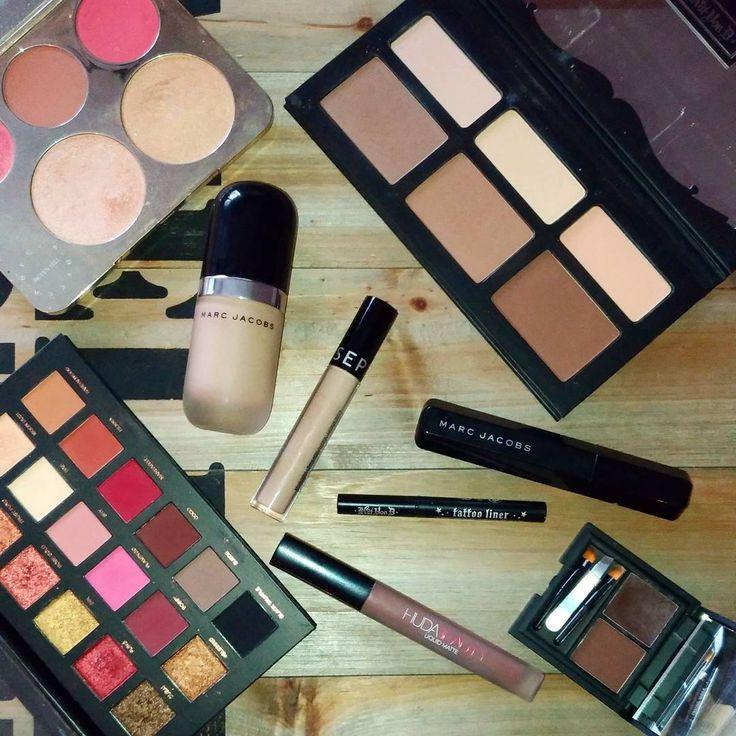 Maquillaaaaage ��  #makeup #makeupoftheday #makeuplover #makeupaddict #instamakeup #motd #loveit #katvondbeauty #katvond #huda #hudabeauty #sleek #sephorafrance #marcjacobs #becca #cosmetics #palette #eyeshadow #eyebrows #eyeliner #glitter #contour #highlight #blush #concealer #foundation #beauty http://ameritrustshield.com/ipost/1549197748941734782/?code=BV_2yUIgcN-