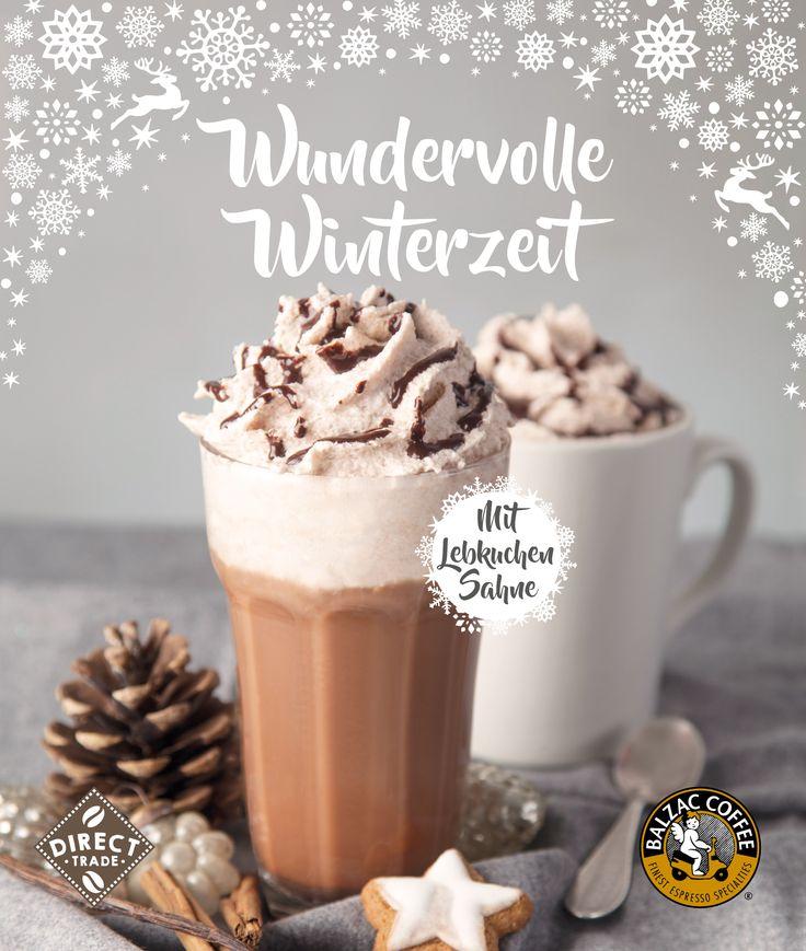 Weihnachtszeit ist die schöööönste Zeit! Es gibt einfach soooo leckere Dinge…zum Beispiel unsere Christmas Latte oder Christmas Schokolade mit cremiger Lebkuchensahne :) :) :) Halleluhjah! #balzaccoffee #coffee #coffeetogo #togo #directtrade #brasilien #hamburg #weihnachten #weihnachtszeit #advent #nichtzusüss #christmaslatte #christmaslattemacchiato #schokolade #sahne #lebkuchensahne #aberbittemitsahne #lecker #ohhhh