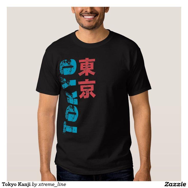 Tokyo Kanji T-Shirt.