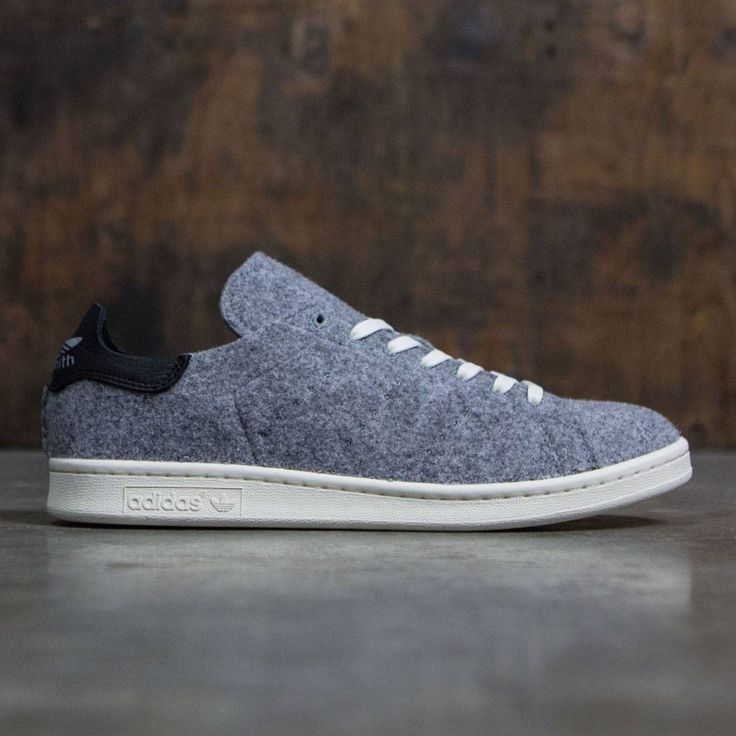 Adidas Men Stan Smith PC (gray / core black / vintage white)