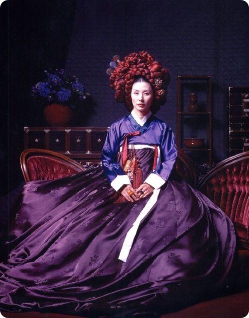 Hanbok, the Korean traditional dress