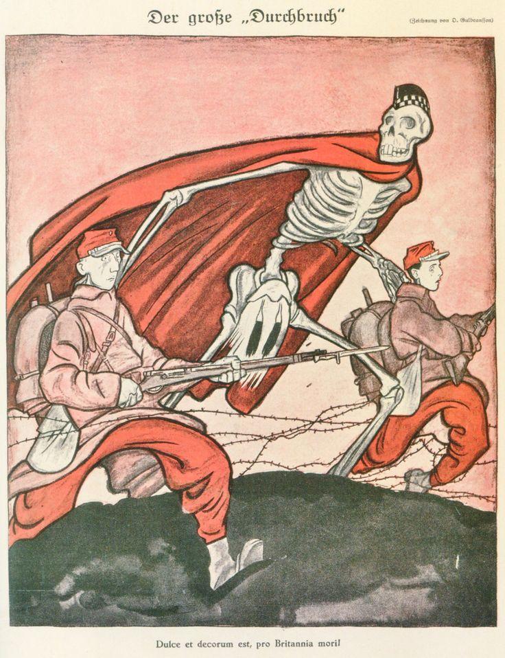 an analysis of wilfred owens anti war poem dulce et decurum A literary analysis of anti-war poem dulce et decorum est by wilfred owen.