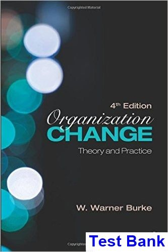 29 best testbank download images on pinterest textbook manual and organization change theory and practice 3rd edition burke warne test bank test bank solutions fandeluxe Gallery
