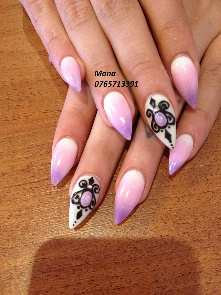 9 best Nails - Liquid Stones images on Pinterest | Stone, Nail art ...