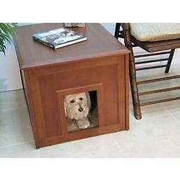 Indoor dog house by Crown. #doggieden