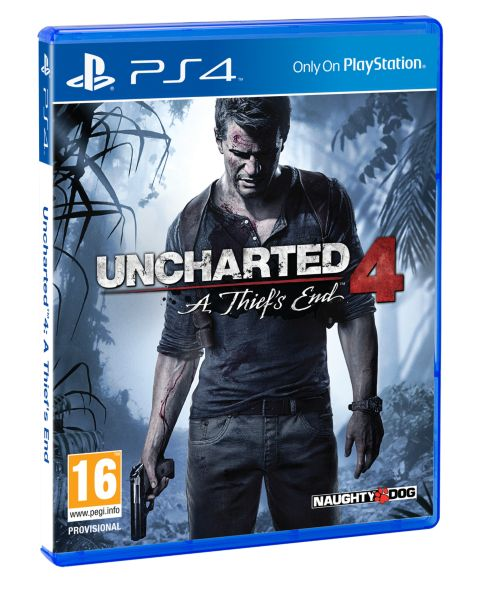 Uncharted 4 - A Thiefs End