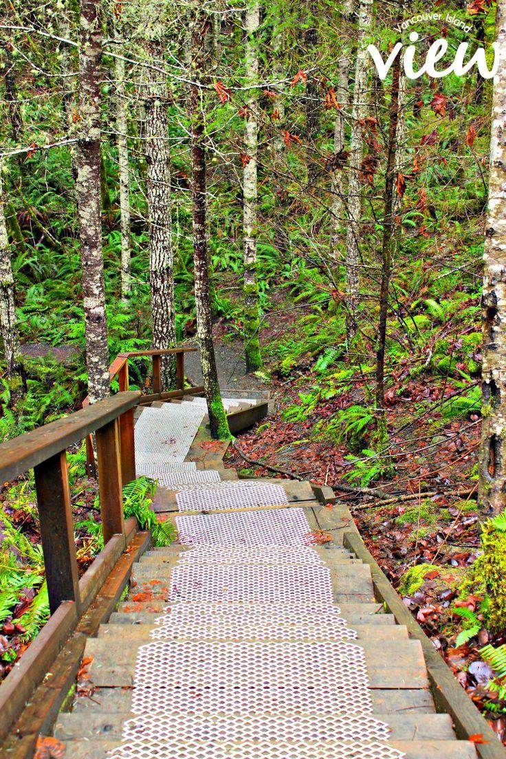 Top 10 Nanaimo Walks - Vancouver Island View