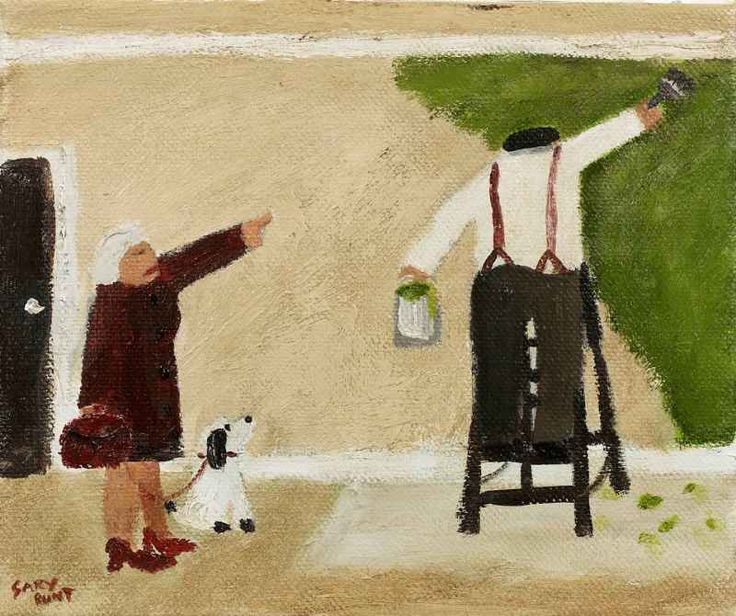 Gary Bunt | A Hint of Sage
